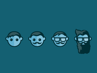 User Persona Icons