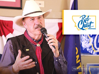 Rob Quist, a voice for Montana by @GARGANCHUAN ads politics