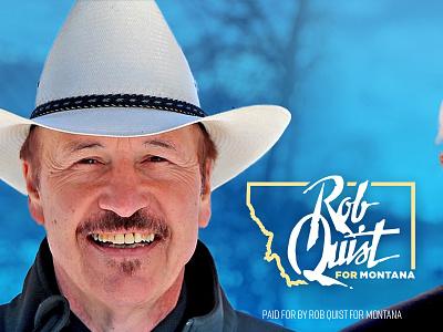 Rob Quist for Montana by @GARGANCHUAN ads politics