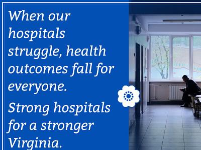 Vote Virginia Blue - Walker Campaign politics ads