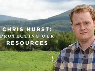 Chris Hurst - Virginia House of Delegates politics ads