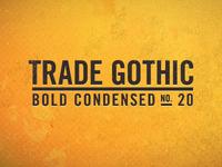 Tradegothic