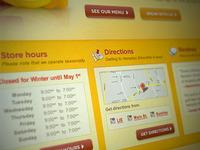 Work in Progress Smoothie Website