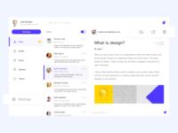 Inbox Interface