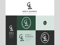 God's Garden Logo System