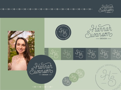Personal Branding | Hannah Swanson Design