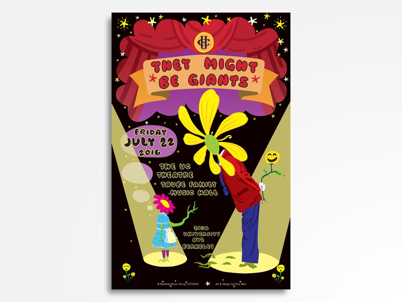 They Might Be Giants strangers candy gig poster creepypasta slenderman they might be giants tmbg vector rock poster rock and roll poster design poster art poster music illustration concert poster