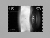 Sci-fi Stamp #19