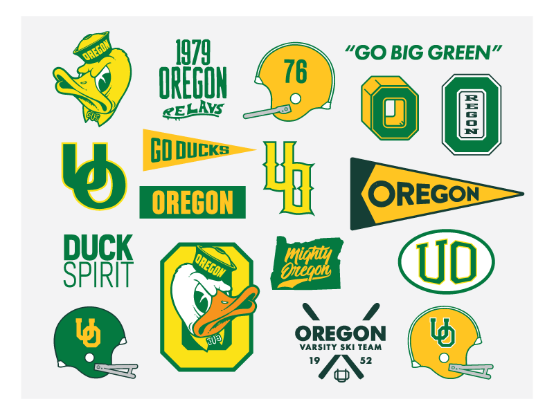 Oregon vintage