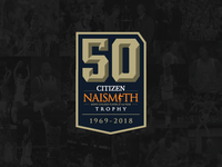 Naismith 50th Anniversary