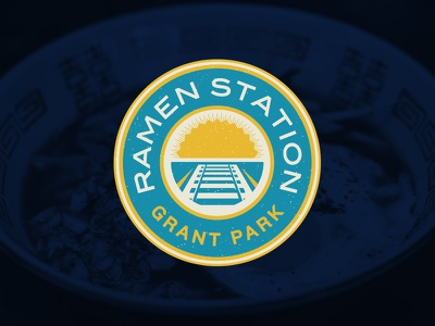 Ramen Station circle train tracks grant park atlanta ramen restaurant