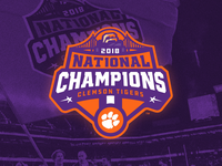 2018 Clemson National Champions