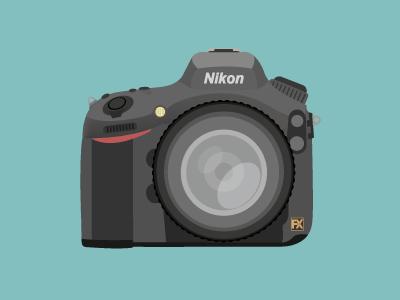 Nikon d90 copy