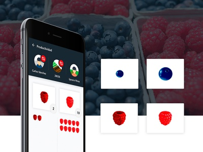 Fruit collection management App collect app fruit collection app fruit collect visual design ui design ux design ux ui farmer fruit app