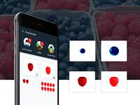 Fruit collection management App