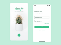 Sign In - Cactus purchasing app