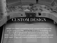 Jewelry Design Service