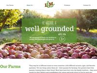 L&M Farm Homepage