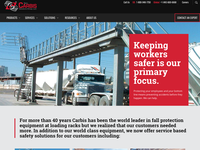 Carbis Solutions Homepage