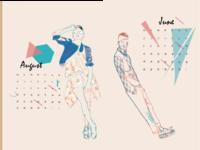 Calendar (Aug;jun)
