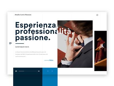 Concept for Homepage ux designer ux ui design ux hero design ecommerce animations fullscreen clean