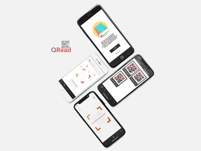 QR Code Reader App - iOS Application