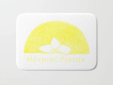 Plumeria Sunrise - Morning Person