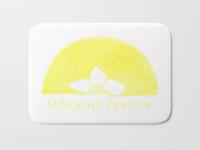Plumeria Sunrise - Morning Person