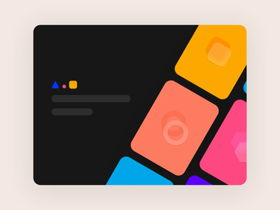 [FREEBIE] Cards transition 📱 ui blur typography logo branding interface mac iphone devices cards aftereffects free animation freebies
