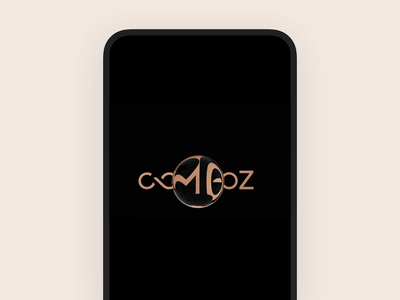 Teasing - New App 💧 design iphone logo branding octane cinema4d 3d animation ux ui interface app drop