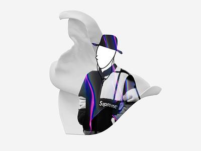 Clothing illustration ✌️ branding photography color 3d clothing design ui illustration