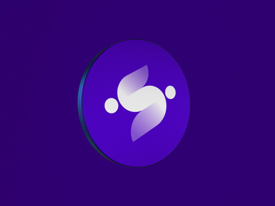 Skillagora brand identity (logo) 🟣 visual identity identity ui vector icon logotype design 3d brand logo animation octane loop