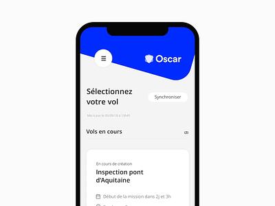 OscarApp menu concept minimal menu ux animate ios button logo design ui dailyui appdesign