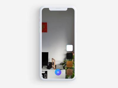 Ar interface experimentation 🤘