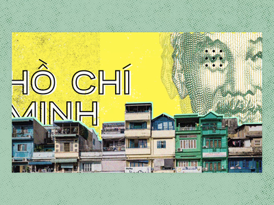 TRAVEL VIDEO - Vietnam & Cambodia - Design & Animation after effects typography colourful animated travel experience city trip ho chi minh city collage video collage art loop experience exotic vietnam traveling asia travel video video design animation procreate illustration