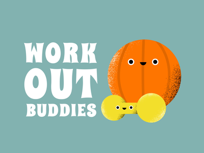 Workout GIFs for GIPHY - Personal Work katycreates humour digital illustration 2danimation animated gif motivation fun workouts health fit gym workout gif animation gif animated gif aftereffects animation animated illustration