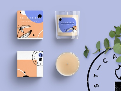 HONEST CANDLES - personal project
