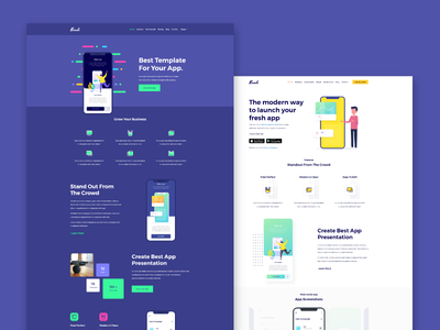 Bondi - Multipurpose HTML Template