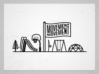 "The ""Movement Movement"" T-Shirt"