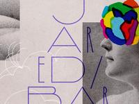 Jared Bartman April Tour Poster