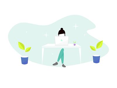 Designer Illustration illustration