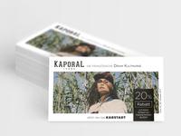 Flyer for Kaporal