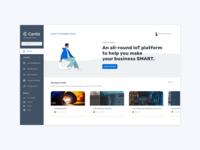Revamped Developer Portal humaaans ui design adobexd developer developer portal landing page ux design