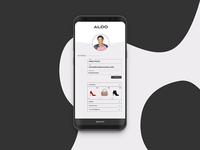 Daily UI Design Challenge - 007 - Settings