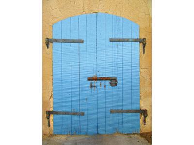 Sea Door - Photo Manipulation