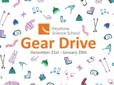 Gear Drive - Pattern for Social Media and Poster