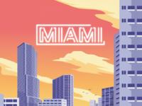 Miami airbnb web
