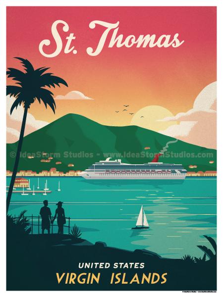 Stthomas poster 2017 artprint smaller wm
