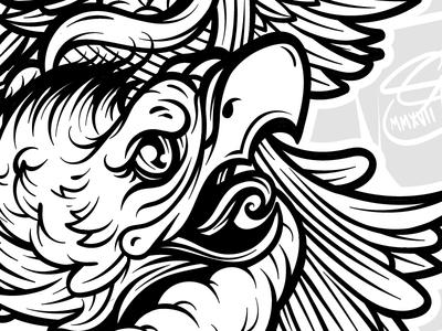 Freedom Bird Illy