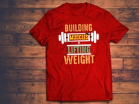 Building Muscles_Red